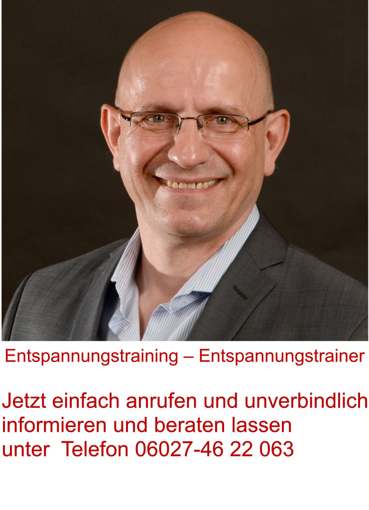 Entspannungstraining - Personal Coaching